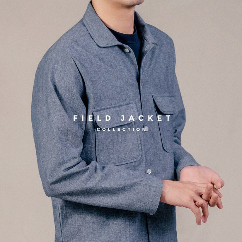 Thecrucialthings - Lookbook - Field Jacket