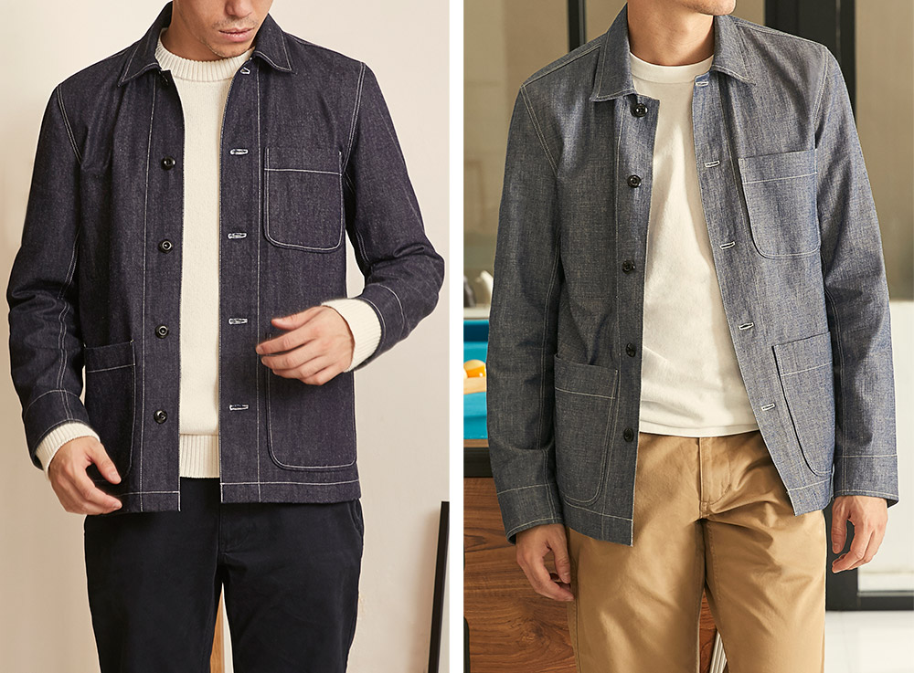 Thecrucialthings - Lookbook - French Work Jacket