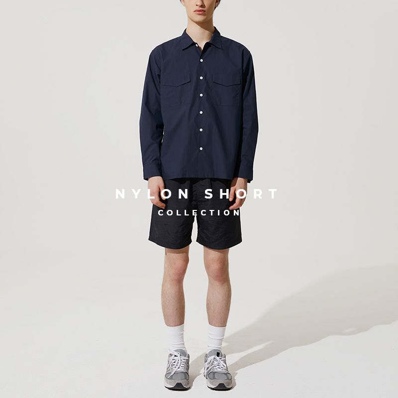 Nylon Short - Lookbook Cover